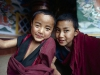 Young Monks at Punakha Dzong